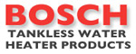 Bosch Tankless Heater Products